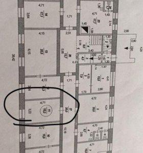 Комната, 15.2 м²