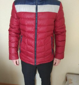 Куртка-пуховик на осень или весну