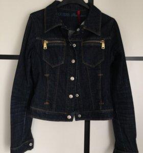 Джинсовая куртка женская Guess