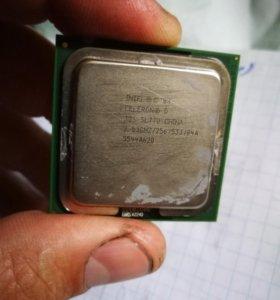 Процессор Intel Celeron и память 512мв