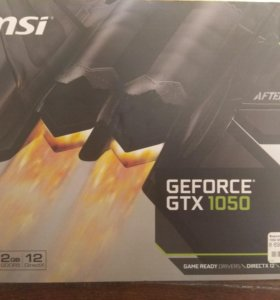 Видеокарта MSI GeForce GTX 1050 OC