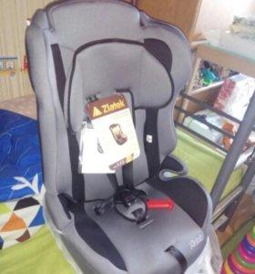 Детское авто кресло от 1-12 лет