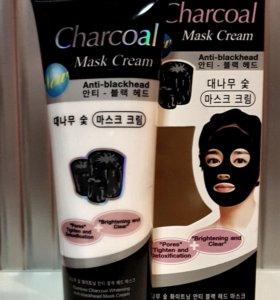 Детокс-маска с углём бамбука
