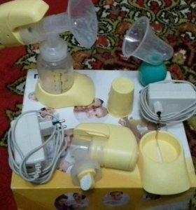 Молокоотсос электрический