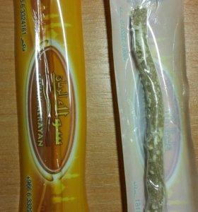 Натуральные зубные щетки из Турции