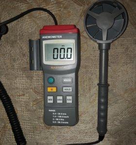 Анемометр Mastech MS6250 профессиональный