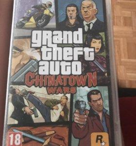 GTA Chinatown Wars на PSP
