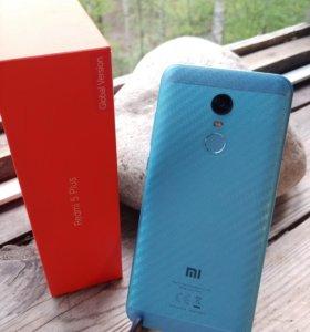 Xiaomi Redmi 5 Plus 4/64 gb, global version