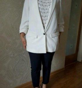 Жакет (пиджак) Mango оверсайз новый 42eur