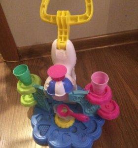 Фабрика мороженого Play-doh