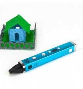 3д ручка MyRiwell A100L алюминиевая
