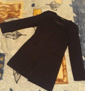 Пиджак удлиненный от CHANEL