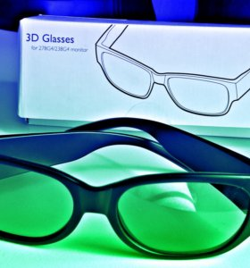 3D очки для монитора Philips 278G4 \ 238G4