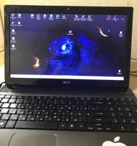 Ноутбук Aser Aspire 5750