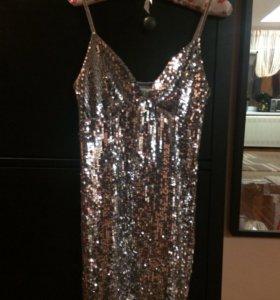 Платье коктейльное!
