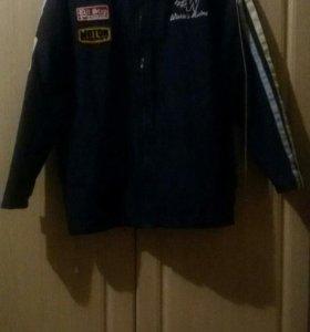 Куртка, ветровка мужская/подростковая