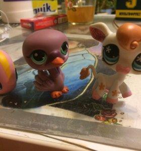 Littlest pet shop игрушки