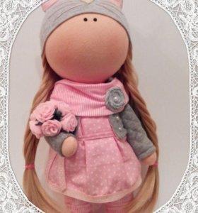 Кукла ручной работы в наличии и на заказ.