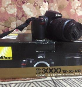 Nikon d-3000