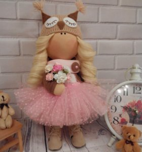 Образец. Кукла ручной работы на заказ.