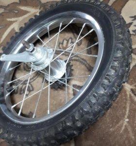 Колесо от детского велосипеда R14