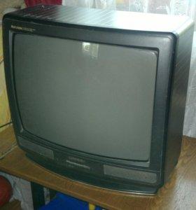 Телевизор Sharp 20L-SC, Multi system PAL, SECAM