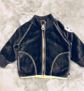 Флисовая куртка Minymo