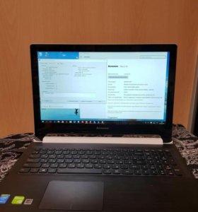 Lenovo flex 3 core i7