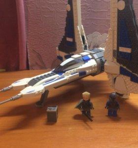 Лего звёздные войны 9525