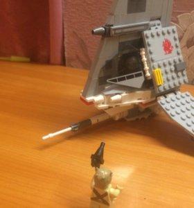 Лего звёздные войны 75081