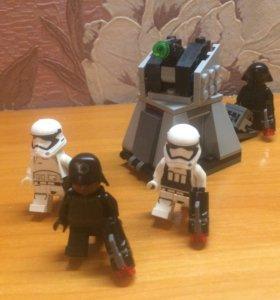 Лего звёздные войны 75132