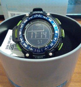 Часы Casio SGW-1000