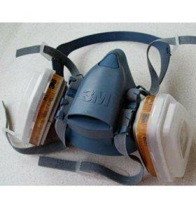 3M 6059 Фильтр для защиты от газов и паров.