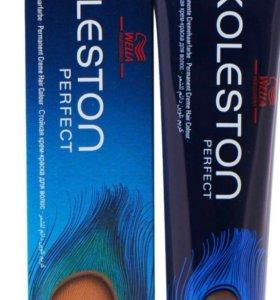 Краска для волос wella koleston