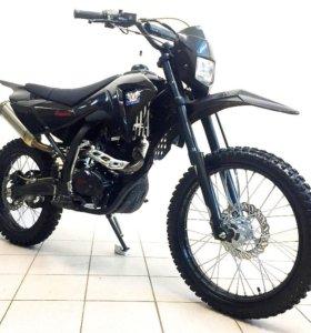 Мотоцикл кроссовый IRBIS TTR 250 (2013г.)