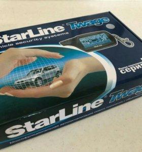 Автосигнализация StarLine B9. Новая в наличии.