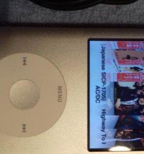 iPod Classic160 GB Silver