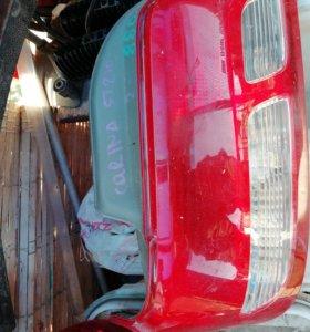 Задние стопы Toyota carina