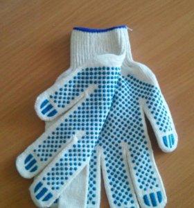 Перчатки, краги
