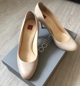 Туфли р.36 натуральная кожа