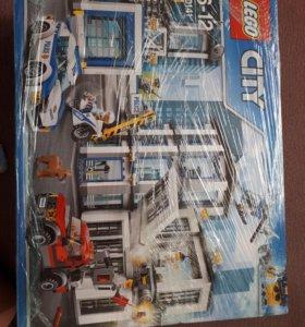 Лего полиция 60141