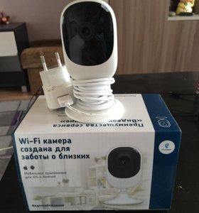 Камера домашнего видеонаблюдения Ростелеком