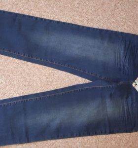 Новые джинсы рост 152