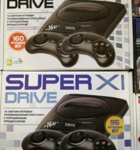 Игровая приставка Sega 350 игр