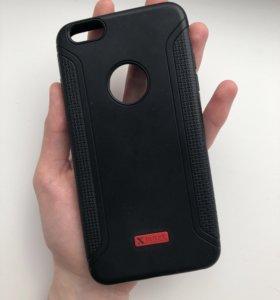 Чехол силиконовый на iPhone 6 Plus