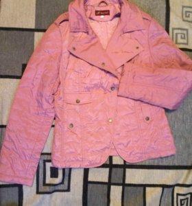 Куртка женская р46 весна -лето