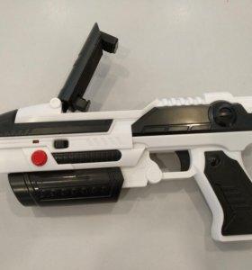AR-GUN пистолет.