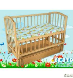 Кроватка детская срочно!!
