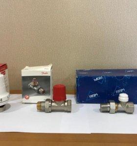 Данфосс Термостатические комплекты для  отопления