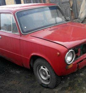 ВАЗ (Lada) 2102, 1979
